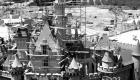 Disneyland Castle Construction