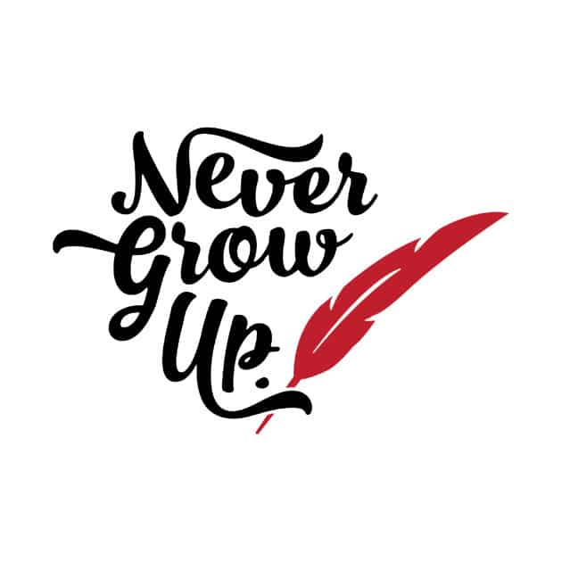 Never Growing Up- Magic Is Not Just for Kids - The Magic